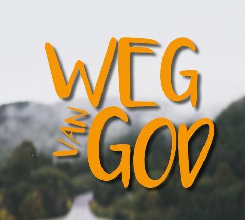 Weg van God