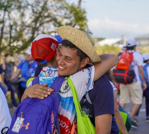 Wereldjongerendagen Panama 2019 © Koen Van Den Bossche