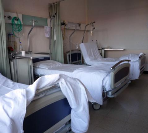 Ziekenhuis © via Flickr