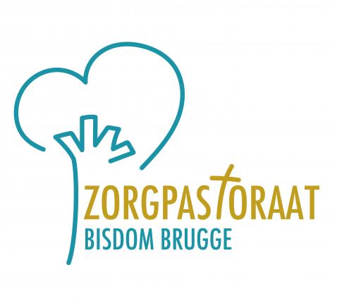 Logo Dienst Zorgpastoraat bisdom Brugge © Dienst Zorgpastoraat bisdom Brugge