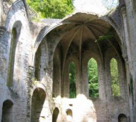De monastieke tuin