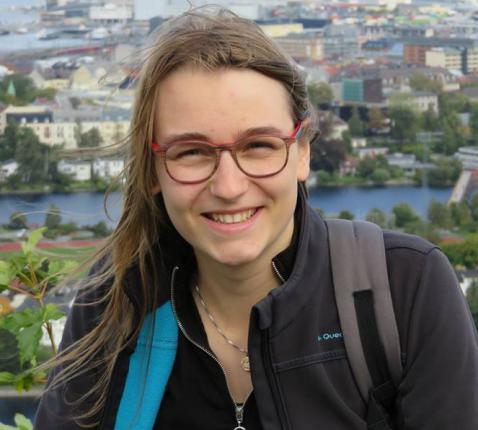 Anneleen De Beule (20) uit Lokeren