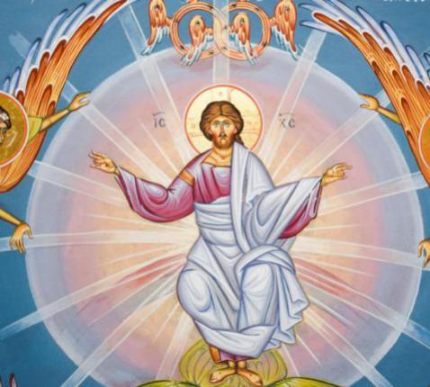 Hemelvaart van Christus © (c) pixabay