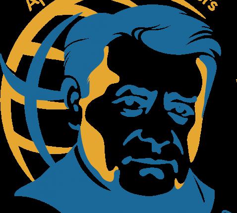 Officieel logo van de zaligverklaring © Salvatorianen