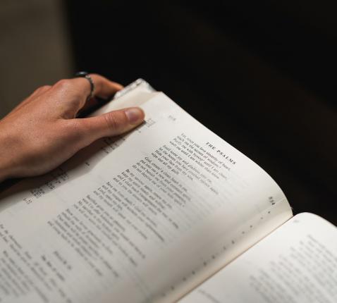 lezen in de Schrift © pixabay