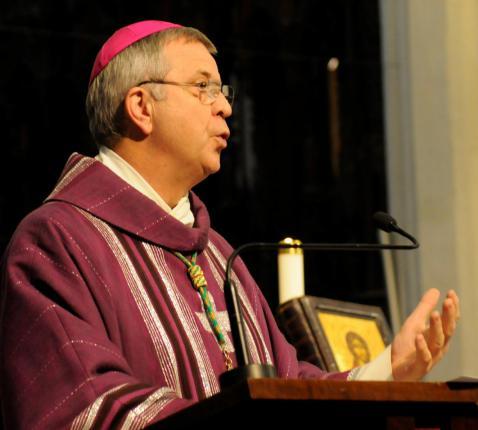 Bisschop Johan Bonny © bisdom Antwerpen