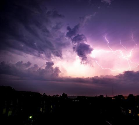 Onweer © PxHere.com