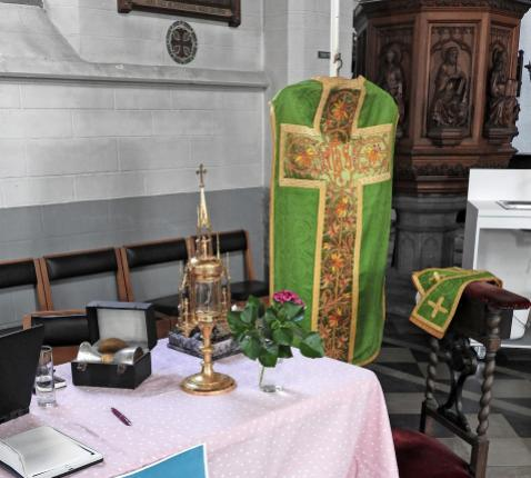 Kerkelijk erfgoed © Johan Govaerts