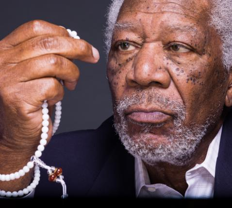 paternoster uit Story of God met Morgan Freeman © National Geographic Channels/Miller Mobley
