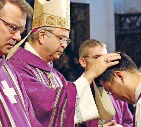 Priesterwijding Bosco Ruan © Luc Coremans