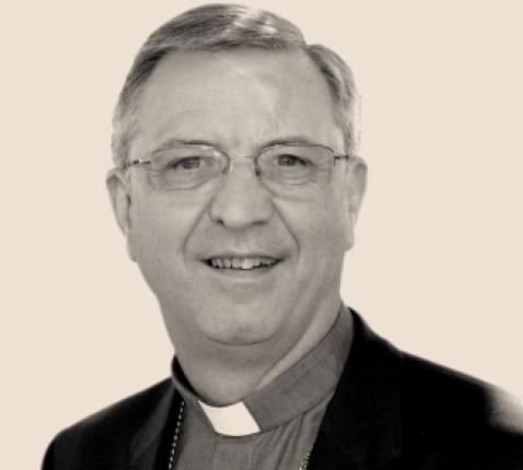 Mgr. Johan Bonny © bisdom Antwerpen