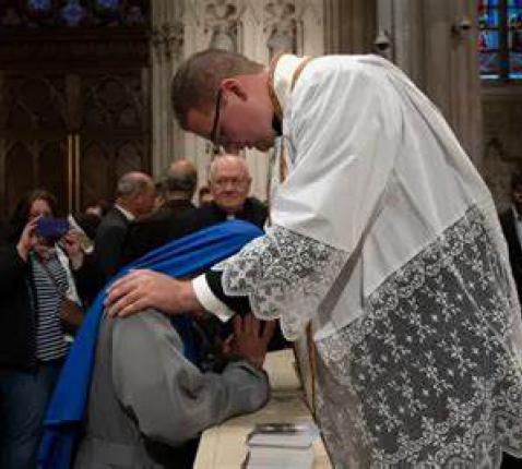 broer en zus toegewijd aan de Heer  © National Catholic Register