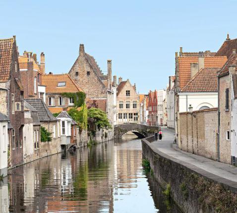 Brugge © pixabay