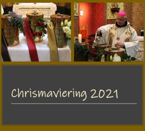 chrismaviering 2021 © Bisdom Gent