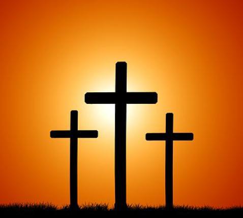Kruis op Golgotha © (c) pixabay
