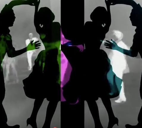 Geloven is als dansen. © Schermafbeelding