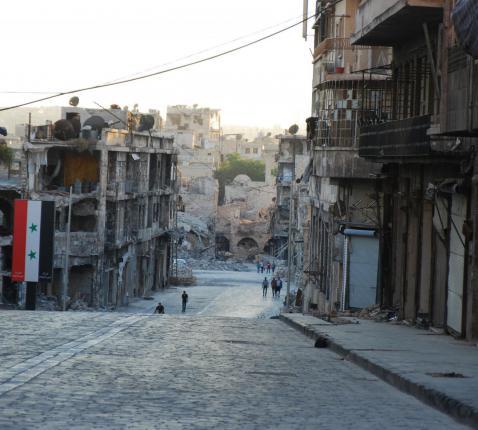 Syrië © Sébastien Dechamps
