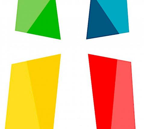 Logo PE H Damiaan