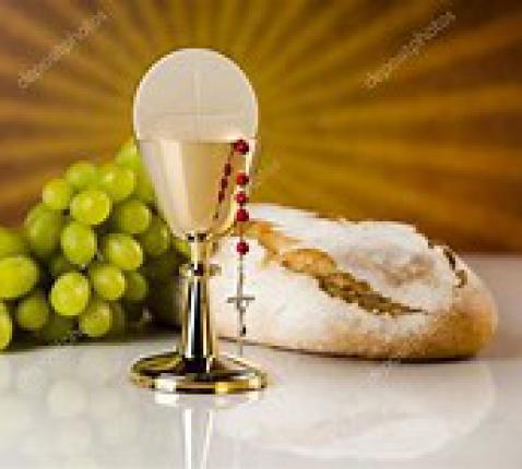 brood en wijn