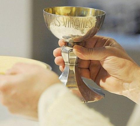 eucharistie in de parochie