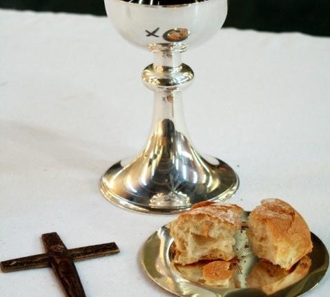 eucharistie vieren