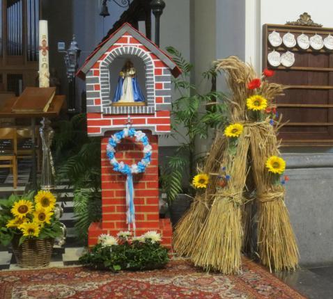 oogstmis © parochie Onze-Lieve-Vrouw Lichtaart