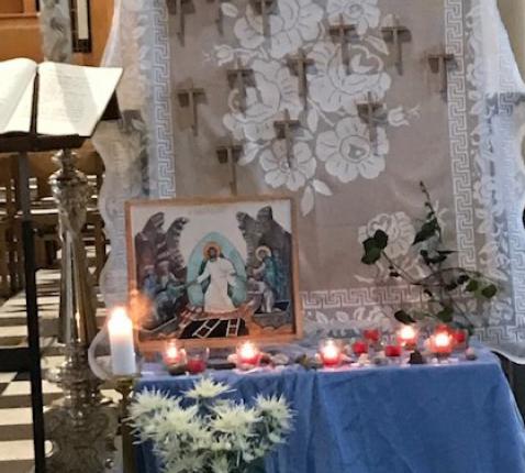 Allerzielen © parochie Onze-Lieve-Vrouw Lichtaart