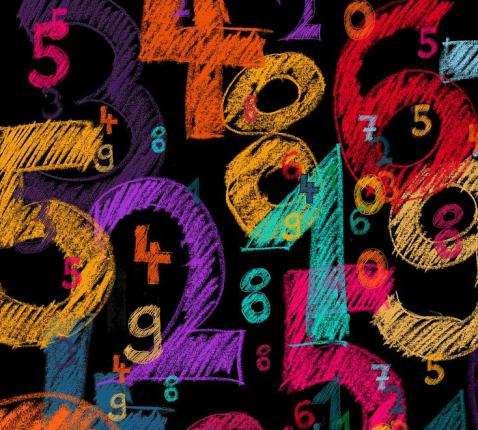 In de Bijbel is een getal niet altijd een puur mathematisch gegeven. Er is een symboliek en zelfs een theologie aan verbonden.  © foto Pixabay