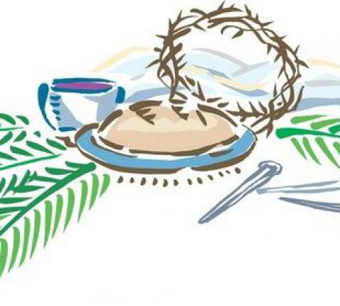 goede week en Pasen in Gentbrugge-ledeberg en Pasen