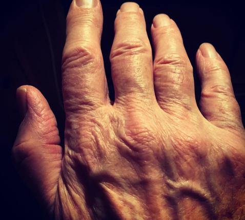 Hand © CC Flickr