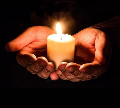 Vrede licht advent ©  Myriams-Fotos via Pixabay