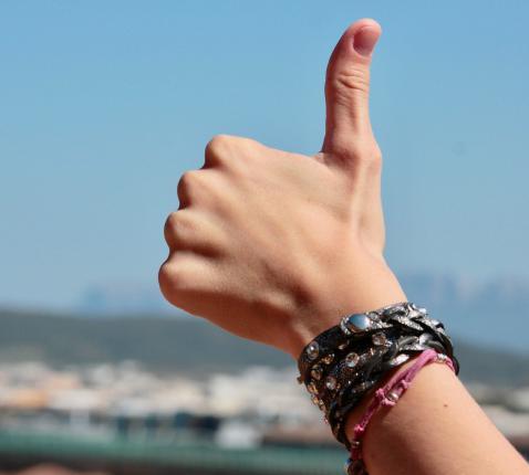 Dikke duim © Pixabay