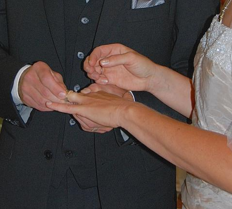Huwelijksviering © Jan Ducatteeuw