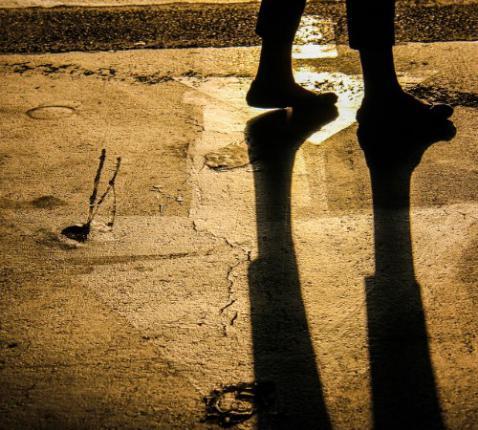 pelgrimstocht als metafoor voor het menselijk leven © ThreeMilesPerHour via Pixabay