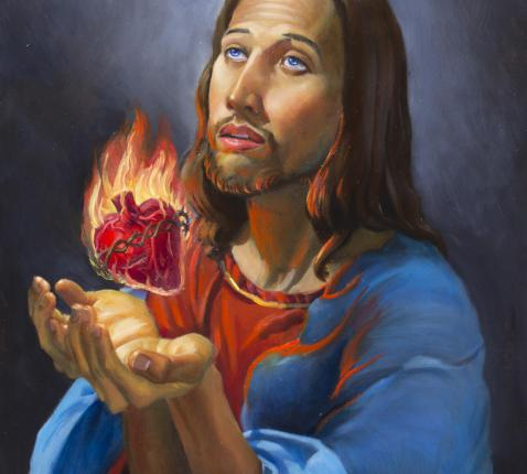 H. Hart van Jezus © James Wu