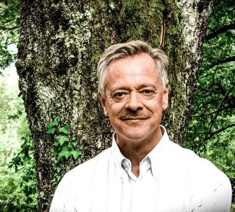 Jean Bastiaens is Bijbelwetenschapper en directeur van Bijbelhuis Zevenkerken. © Jean Bastiaens