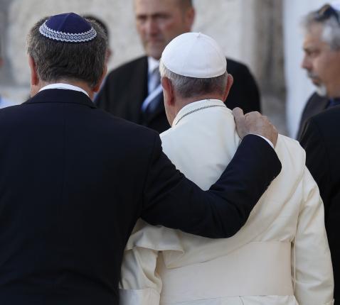joden en christenen familie © RR