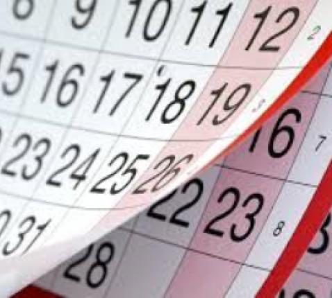 Blauwput kalender