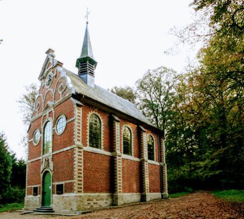 Kapel van Steenbergen