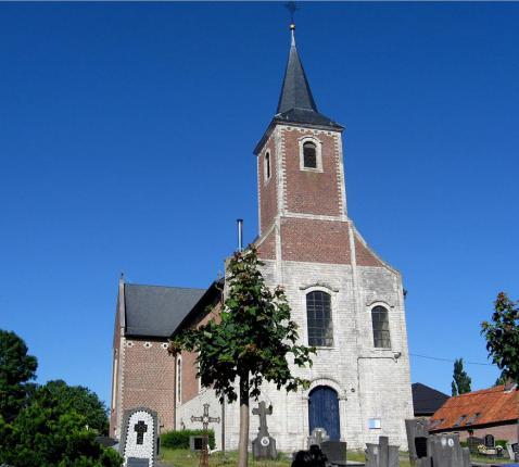Sint-Remigiuskerk © Pastorale Zone Boutersem