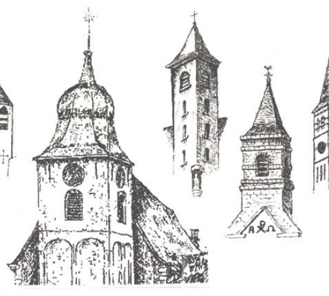 Kerken van de federatie Hoeselt © Kerkraad Hoeselt