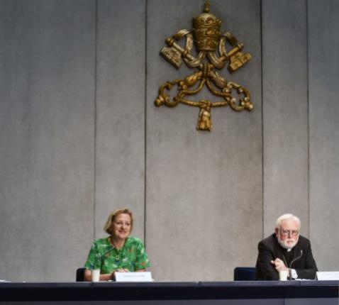 Voorstelling van de klimaatconferentie in Rome ©  Siciliani-Gennari/SIR