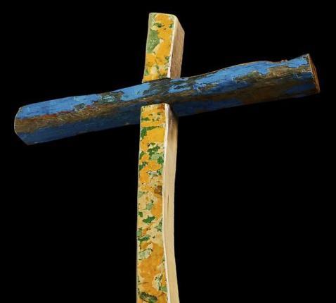 Kruis van Lampedusa. © The Trustees of the British Museum