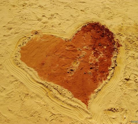 Een hart voor iedereen © Imke Bavay