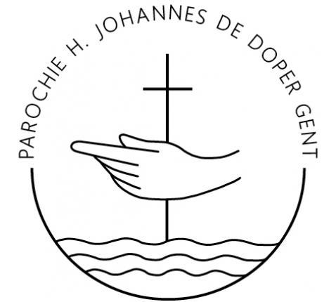 logo parochie heilige Johannes de Doper - Gent