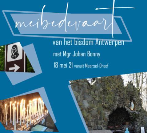 meibedevaart 2021 digitaal © Bisdom Antwerpen