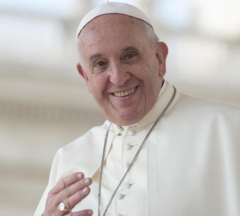 © Persdienst pausbezoek Mexico