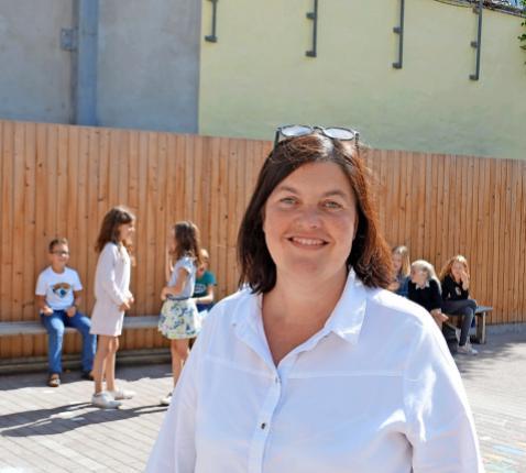 nieuw schooljaar Lieve Van Daele © vicariaat onderwijs bisdom gent