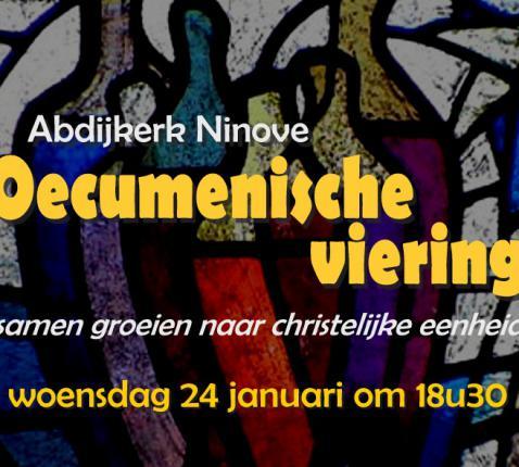 Oecumenische viering in Ninove © Tim Van Nieuwenhove