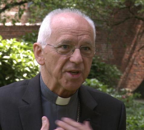 Kardinaal Jozef De Kesel in gesprek met KTO-tv